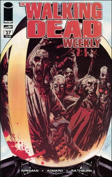 Walking Dead Weekly 27-A by Image