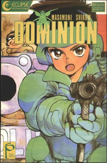 Dominion (1989) 5-A by Eclipse