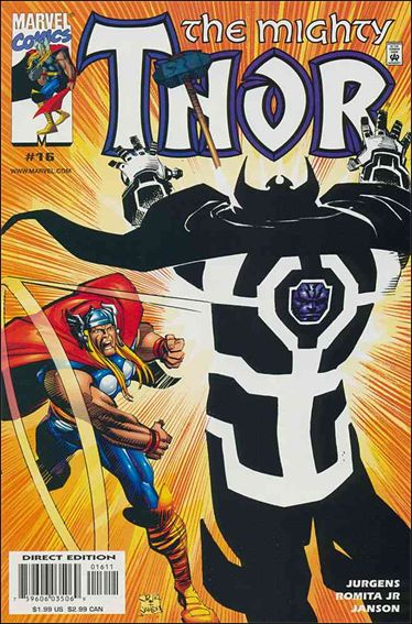 Thor (1998) 16-A by Marvel