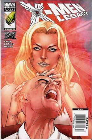 X-Men Legacy (2008) 216-B