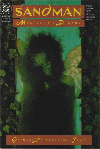 Sandman (1989) 8-A by Vertigo
