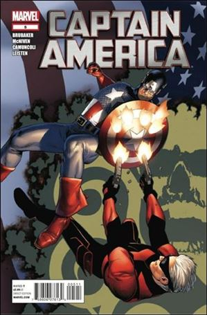 Captain America (2011) 5-A
