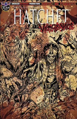 Hatchet: Vengeance 2-C