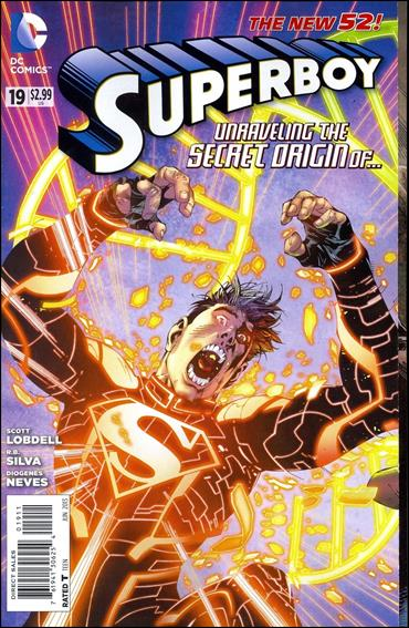 Superboy (2011/11) 19-A by DC