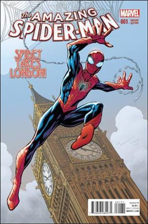 Amazing Spider-Man (2015) 1-E