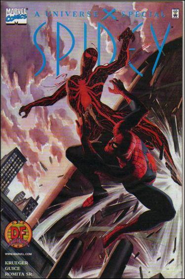 Universe X: Spidey 1-B by Marvel