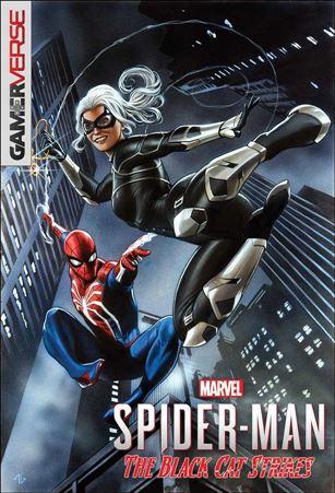 Gamerverse Spider-Man: The Black Cat Strikes 1-C