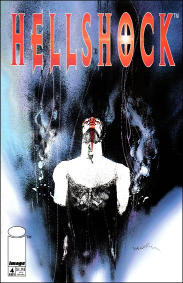 Hellshock (1994) 4-B by Image
