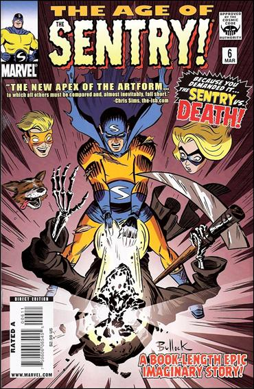 Age of the Sentry 6-A by Marvel