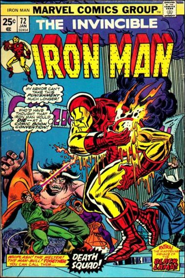 Iron Man (1968) 72-A by Marvel