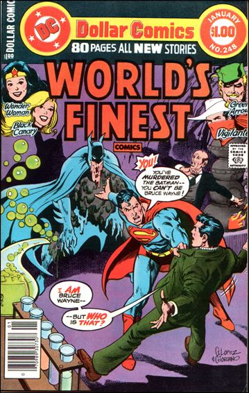 World's Finest Comics 248-A by DC