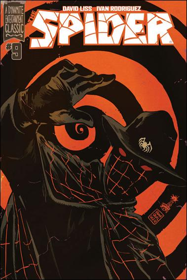 Spider (2012) 9-A by Dynamite Entertainment