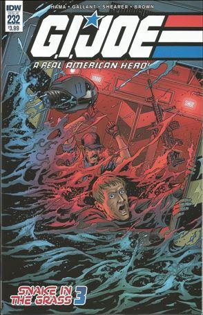 G.I. Joe: A Real American Hero 232-A