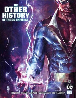 Other History of the DC Universe 1-A
