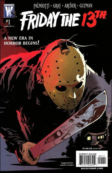 Friday the 13th 1-A by WildStorm