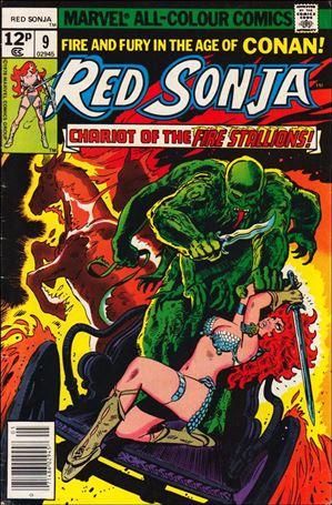 Red Sonja (1977) 9-B