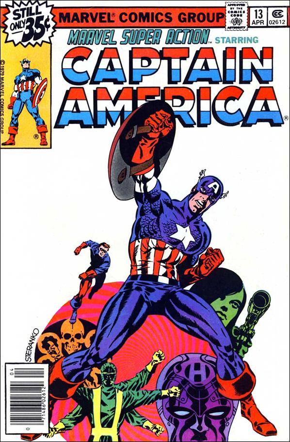 Marvel Super Action (1977) 13-A by Marvel