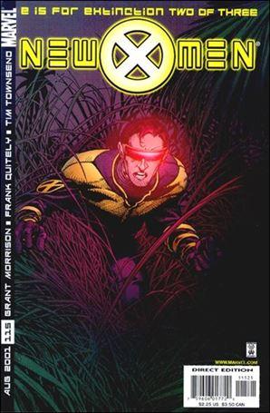 New X-Men (2001) 115-B