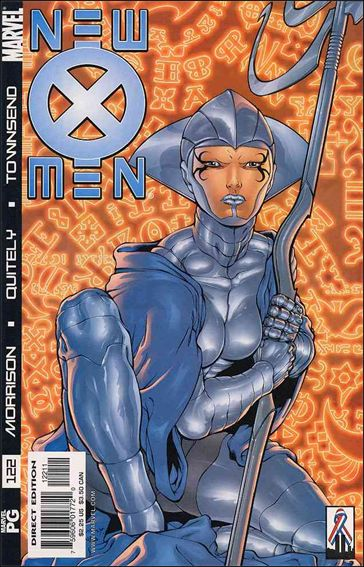 New X-Men (2001) 122-A by Marvel