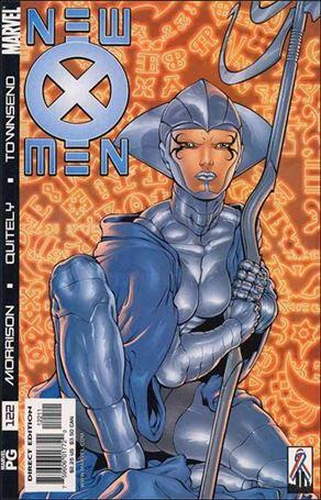 New X-Men (2001) 122-A