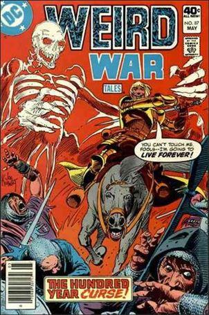 Weird War Tales (1971) 87-A
