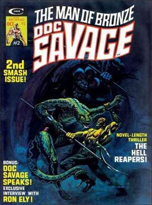 Doc Savage (1975) 2-A