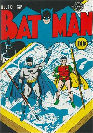 Batman (1940) 10-A