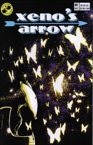 Xeno's Arrow (1998) 6-A by Cup O'Tea Studios