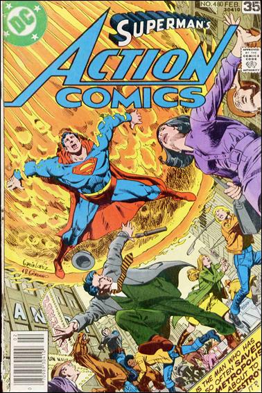 Action Comics (1938) 480-A by DC