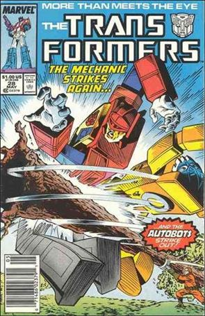 Transformers (1984) 28-A
