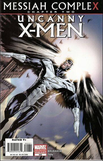 Uncanny X-Men (1981) 492-C by Marvel