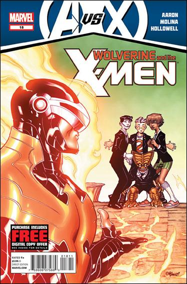 Wolverine & the X-Men 18-A by Marvel