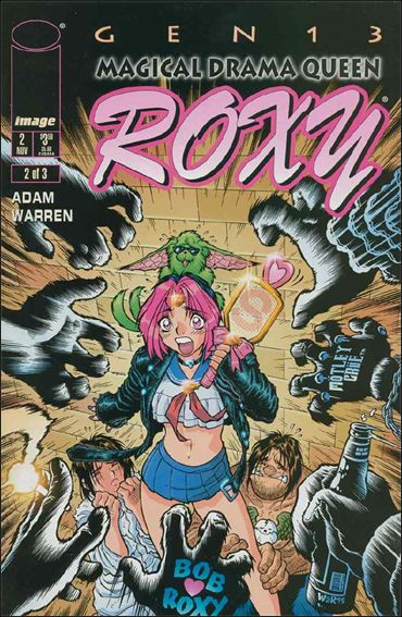 Gen13: Magical Drama Queen Roxy 2-A by Image