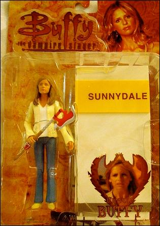 Buffy the Vampire Slayer (Series 7) Chosen Buffy by Diamond Select