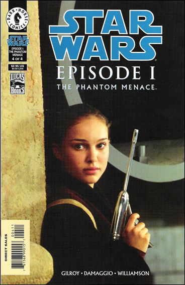 Star Wars: Episode I The Phantom Menace 4-B by Dark Horse