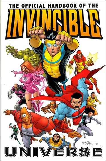 Official Handbook of the Invincible Universe nn-A by Image