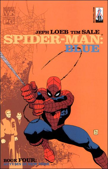 Spider-Man: Blue 4-A by Marvel