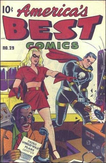 America's Best Comics 29-A by Standard