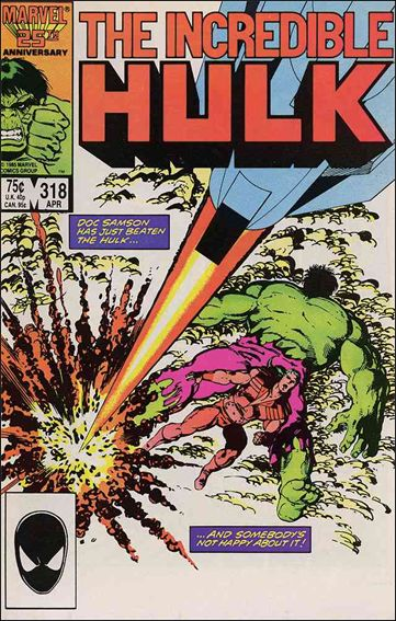 Incredible Hulk (1968) 318-A by Marvel