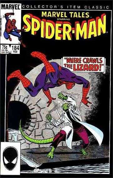 Marvel Tales (1966) 184-A by Marvel