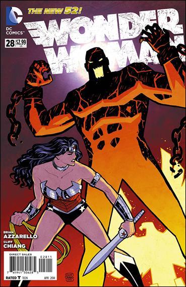 Wonder Woman (2011) 28-A by DC