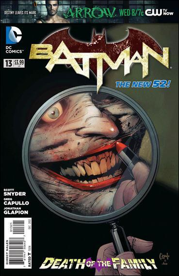 Batman (2011) 13-D by DC