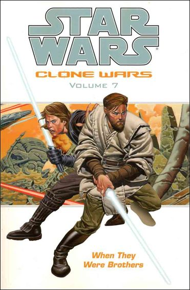 Star Wars: Clone Wars 7-A by Dark Horse