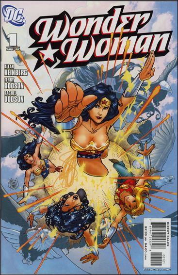 Wonder Woman (2006) 1-B by DC