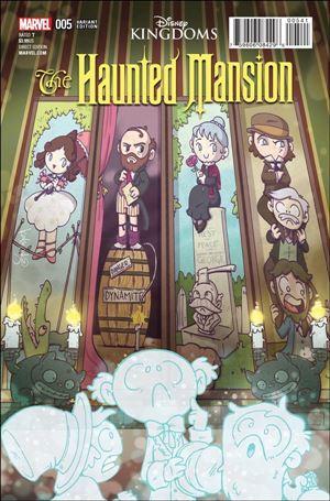 Haunted Mansion 5-D