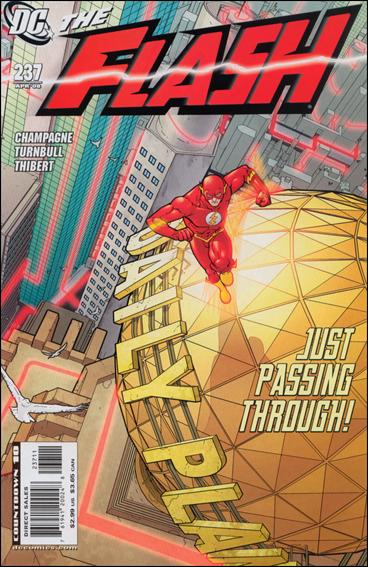 Flash (1987) 237-A by DC