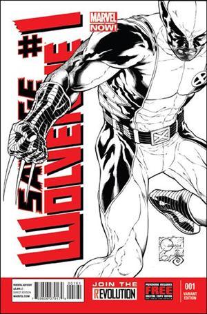 Savage Wolverine 1-D