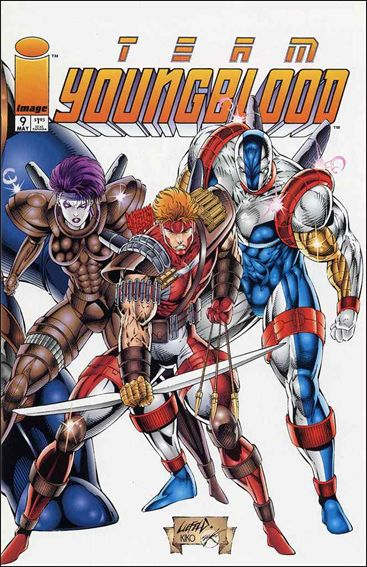 Team Youngblood 9-A by Image