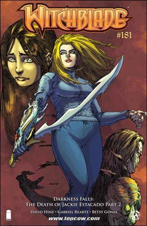 Witchblade 181-A