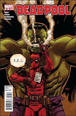 Deadpool (2008) 37-A
